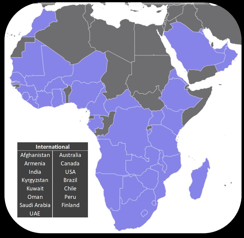 Africa & International